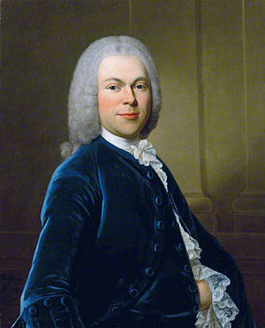 Edward Penny - Self-portrait, 1759. Royal Academy of Arts, London