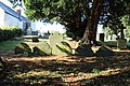 Eglwys Tysilio Sant; Gardd II* 37fed ganrif..JPG