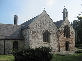 St Asaph - Image: Eglwys y Plwyf, Llanelwy (Cyndeyrn); Church of St Kentigern and St Asa , St Asaph, North Wales 20