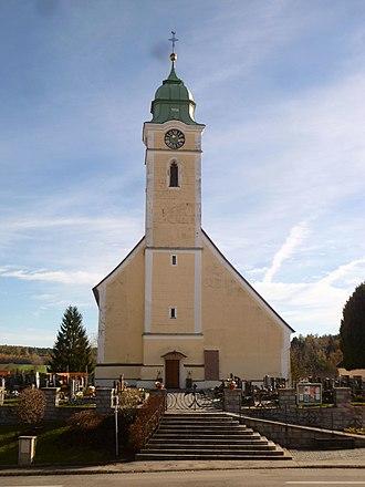 Eitzing - Image: Eitzing (Pfarrkirche 1)
