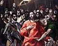El Greco (workshop of) - The Disrobing of Christ, NMW A 5.jpg