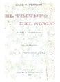 El triunfo del siglo - Isaac R Pearson.pdf