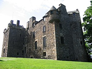 Earl of Wemyss and March - Elcho Castle