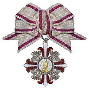 Order of Elizabeth - Image: Elisabethorden Oostenrijk