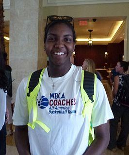 Elizabeth Williams (basketball) American basketball player