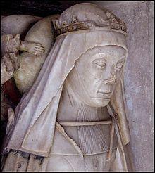 萨福克公爵夫人约克的伊丽莎白