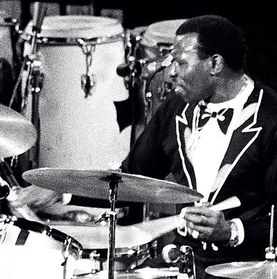 Picture of a band or musician: Elvin Jones