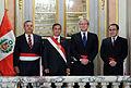 Embajador Gonzalo Gutiérrez Reinel juró como nuevo Ministro de Relaciones Exteriores (14310795090).jpg