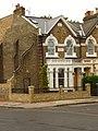 End of terrace house, Elwood Street, Highbury, London N5 - geograph.org.uk - 2001258.jpg