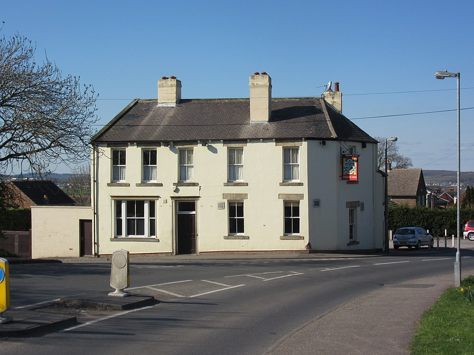Engineers Arms in Higham, Barnsley - 18042015