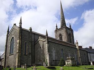 St. Macartin's Cathedral, Enniskillen - Image: Enniskillen Cathedral