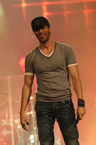 Hot Latin Songs - Enrique Iglesias has the most number-one songs, with 27 between 1995 and 2016.