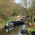 Entering Compton Lock, Staffordshire and Worcestershire Canal - geograph.org.uk - 624446.jpg
