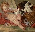 Entourage de François Boucher - Amour tenant deux colombes.jpg