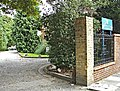 Entrance to Providence Convent, Oakthorpe Road, Palmers Green - geograph.org.uk - 53293.jpg