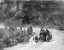 Targa Florio 1922, Ferrari 16e (Alfa-Romeo ES).