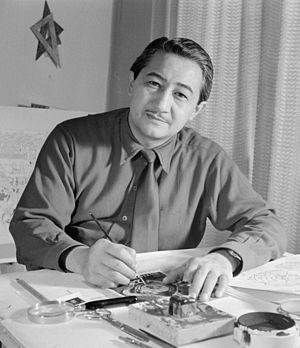 Eppo Doeve - Eppo Doeve in 1951