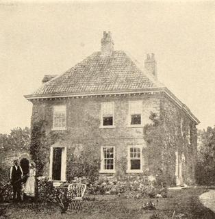 Old Rectory, Epworth building