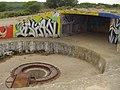 Equipament militar abandonat (agost 2007) - panoramio.jpg
