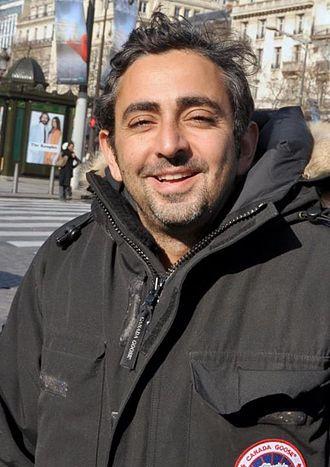 Olivier Nakache & Éric Toledano - Image: Eric Toledano 2012