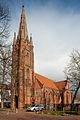 Erloeserkirche church Allerweg Linden-Sued Hannover Germany.jpg