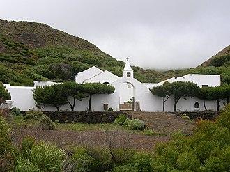 La Frontera, Santa Cruz de Tenerife - Virgen de los Reyes hermitage