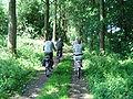 Escharen, cyclotourisme.JPG