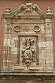 Escudo sobre puerta Casa de los Jaenes, La Guardia.JPG
