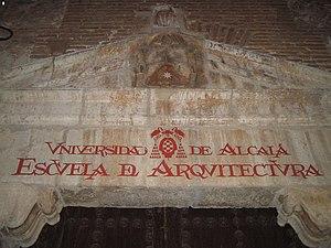 El colegio de Carmelitas Calzados, la actual escuela de arquitectura.