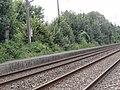 Essigny-le-Grand (Aisne) Hameau de la gare, quai de l'ancienne gare.JPG