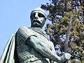 Estátua de Dom Afonso Henriques na Colina Sagrada 03.jpg