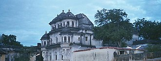 Ettayapuram - Ettappan's palace
