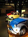 European cars, Megaweb History Garage.jpg