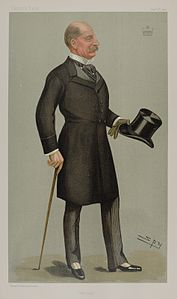 Evelyn Edward Thomas Boscawen, 7th Viscount Falmouth Vanity Fair 6 January 1898.jpg