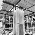 Exterieur restauratie van natuursteen zuidzijde hoogkoor en kapellenkrans. - Dordrecht - 20061246 - RCE.jpg