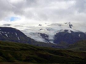 Eyjafjallajökull glacier in Iceland 2005 1.JPG