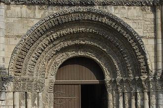 Sainte-Marie-des-Dames - Image: F06.Abbaye aux Dames Saintes. 2033.1