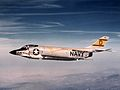 F3H-2N Demon of VF-124 in flight c1958.jpg