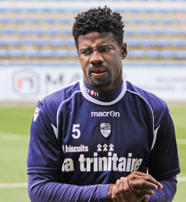 FC Lorient - May 24th 2013 training - Bruno Ecuele Manga 2.JPG