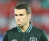 FIFA WC-qualification 2014 - Austria vs Ireland 2013-09-10 - Seamus Coleman 01.jpg