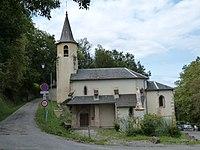 Façade du côté de l'entrée de la chapelle.JPG