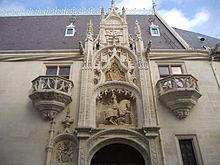 Герцогский дворец нанси, достопримечательности НАнси