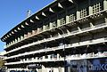 Façana de l'estadi de Mestalla a l'avinguda de Suècia.JPG