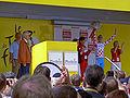Fabian Wegmann Tour de France Pforzheim 2005-07-09.jpg
