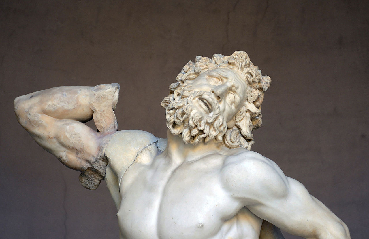 laocoon face -#main