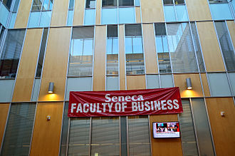 Seneca College - Faculty of Business on Newnham Campus