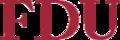 Fairleigh Dickinson University Wordmark.png
