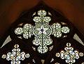 Famagusta - Gazimagusa Lala-Mustafa-Pasha-Moschee (Nikolauskathedrale) Innen Fenster 3.jpg