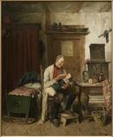 Farfar (August Jernberg) - Nationalmuseum - 132615.tif
