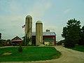 Farm with Three Silos - panoramio (32).jpg